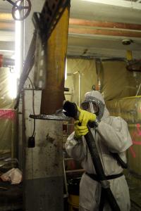 Asbestsanering