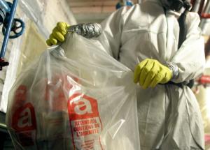 Fjerning av asbest
