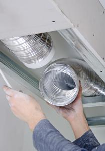 Kanalrens-og-ventilasjonsrengjøring