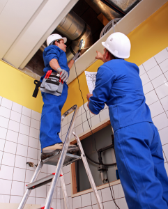 Service vedlikehold ventilasjonsanlegg